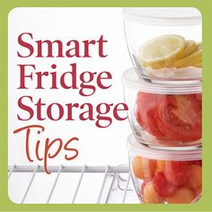 Smart Fridge Storage Tips: Are you tossing more produce in the trash than you're eating each week? Try our tips for storing 15 fruits and veggies that Cleveland Clinic, a top-ranked hospital, considers among the best foods for heart health. Our tips help maintain the flavor, texture, and nutritional value longer-and avoid wasted produce (and wasted dollars).