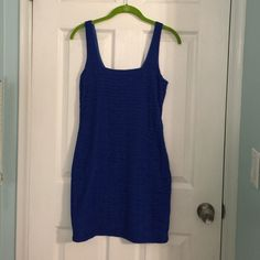 Blue Dress Blue Love Culture Dress Love Culture Dresses Mini