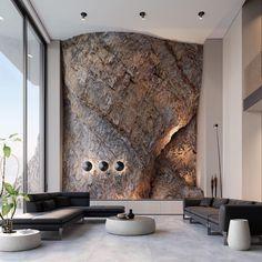 Interior Design Examples, Luxury Interior Design, Interior Design Inspiration, Interior Designing, Design Ideas, Contemporary Architecture, Interior Architecture, Architecture Details, Luxury Apartments