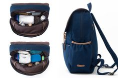 Lightdays Diaper Bag Backpack by Oliday