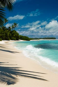 COCOS (KEELING) ISLANDS Add to your bucket list: Direction Island, part of the Cocos (Keeling) Islands.