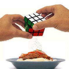 Buy Rubiks Salt and Pepper Mills online in Australia