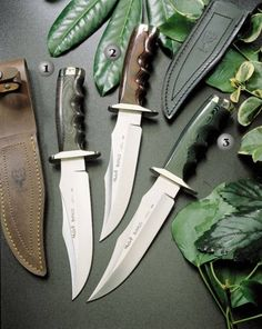 Muela Bufalo-17 Knives, knife of greater hunting