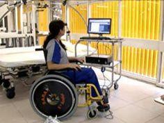 Funcionários da Rede Sarah vivem a rotina de pacientes em reabilitação ~ PcD On-Line