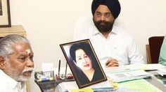 Ailing Tamil Nadu Chief Minister Jayalalitha has given up her powers to her deputy, but her photograph still chairs all important meetings in the state.