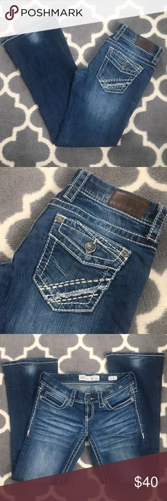 BKE Buckle Sabrina Bootcut 27R BKE Buckle Sabrina Bootcut 27R EUC!  One of my favorite styles but these are a tad too short for me! BKE Jeans Boot Cut