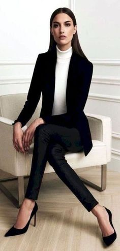 30 Classy Yet Trendy Outfits Ideas for Young Women - Work Outfits Women 30 Class. 30 Classy Yet Trendy Outfits Ideas for Young Women - Work Outfits Women 30 Class. Business Professional Outfits, Business Outfits, Office Outfits, Business Attire, Office Attire, Business Casual, Business Women, Young Professional, Business Fashion