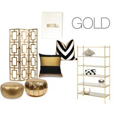 Gold home decor http://brina88.blogspot.nl/