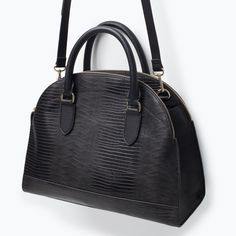 Image 4 of DOUBLE BODY CITY BAG from Zara