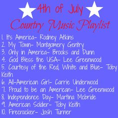 of July Country Music Playlist You are in the right place about Music box Here we offer you the most beautiful pictures about the classical Music you are looking for. When you examine the of J 4th Of July Celebration, 4th Of July Party, Fourth Of July, 4th Of July Music, Country Music Playlist, Song Playlist, Playlist Ideas, Party Playlist, Summer Playlist