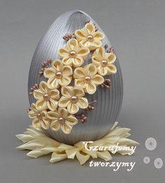 Vajíčko * kanzashi