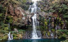 Malerischer #Wasserfall auf #La #Reunion © Carina Dieringer
