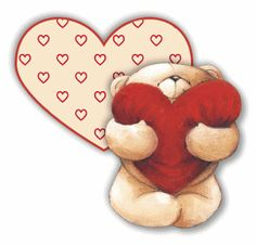 Gif de ursinho Cute Teddy Bear Pics, Teddy Bear Quotes, Teddy Bear Pictures, Animated Smiley Faces, Animated Heart, Cute Bear Drawings, Cute Little Drawings, Love You Gif, Cute Love Gif