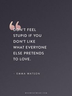 12 Emma Watson Quotes That Every Woman Should Read is part of quote Feelings This Is Me - See 12 of the best quotes from Emma Watson on being a woman and living your best life Emma Watson Frases, Emma Watson Quotes, The Words, Cool Words, Motivational Frases, Inspirational Quotes, Words Quotes, Me Quotes, Sayings