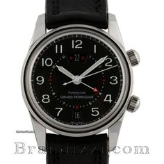 Girard Perregaux Traveller Alarm GMT Ref. 29040ST for $3,045 for sale from a Trusted Seller on Chrono24