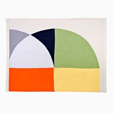 1100 Carded Wool Blanket by Roberta Licini