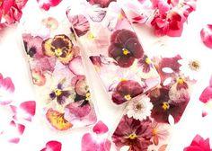 Flower Festival(右側)*iPhone6・6sケース