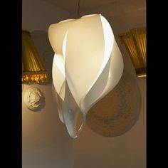 Flame Lampshade