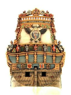 Professor MK's Ship Image Respository : Amstelant