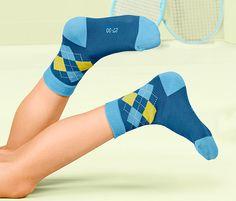 5 párov detských ponožiek