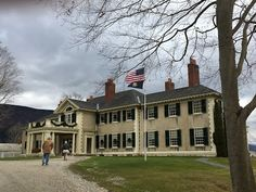 The Traveling Grandma: Adventures with Isabelle: Christmas time at Hildene Manchester, Vt