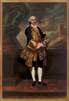 Retrato del marqués de Montehermoso