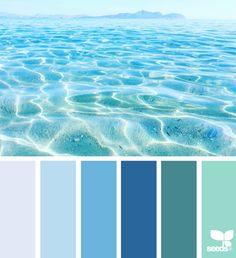 17 Ideas Bathroom Colors Blue Sea Design Seeds For 2019 Beach Color Palettes, Color Schemes Colour Palettes, Bedroom Color Schemes, Bedroom Colors, Beach Color Schemes, Bathroom Color Palettes, Playroom Color Scheme, Interior Colour Schemes, Color Combinations