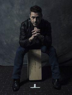Robert Downey Jr. || Photo © Michael Muller || 736px × 980px || #cast