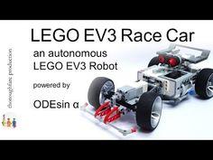 LEGO Mindstorms EV3 Formula 1 Race Car - YouTube