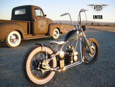 Rat Truck & Rat Bike Very sweet