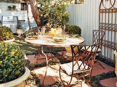 Provencale garden