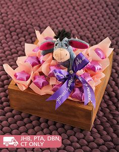Flowers: Eeyore Edible Arrangement!