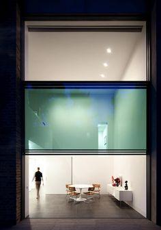 Basset Road House por Paul+O Architects