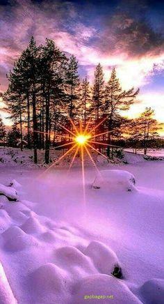 Amazing Photography Of Sunrise