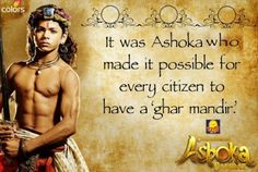 Indian Tv Channels: Ashoka Samrat Serial in going to telecast in  #colors Tv Channel #YuppTv