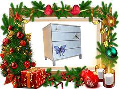 Kommode SRAKA Super, Advent Calendar, Holiday Decor, Home Decor, Dresser, Amazing, Decoration Home, Room Decor, Advent Calenders