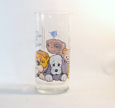 Pizza 1982 Hut Glass E T Extra Terrestrial Et by DoorCountyVintage