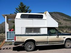 Home Built Truck Camper Plans   RV.Net Open Roads Forum: Truck Campers: Looks like Home-made
