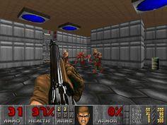 Doom (1993) - screenshot