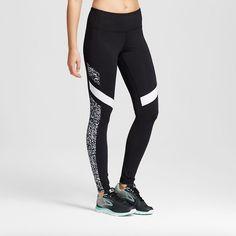 Women's Freedom Leggings Black/White - C9 Champion® : Target