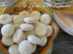 Make Your Own Homemade Oyster Crackers
