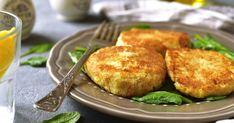 A könnyű és ízletes karalábéfasírtot tepsiben is elkészítheted, így nem szívja magát tele olajjal. Les Croquettes, Brunch, Granola Bars, Macarons, Cornbread, Tzatziki, Quiche, French Toast, Ricotta