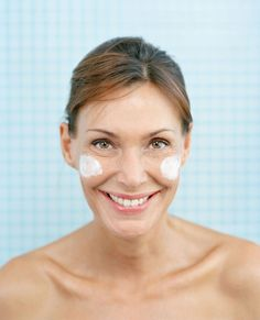 "Dark spots and uneven texture are dead giveaways to your true age. Keep fooling folks by applying an at-home retinol every night. ""It's one of the few things that reverses sun damage,"" says Jaliman. ""It will lighten brown spots, improve texture, and make skin smoother. You can see a difference in weeks."" By stimulating collagen production, the inexpensive remedies cause dead skin to slough off faster, eliminating signs of ware and dullness. But be aware that retinols make skin particularly…"