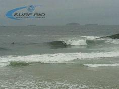 Praia do Diabo às 07:15 hs - Veja o Boletim das Ondas em www.surfrio.com.br