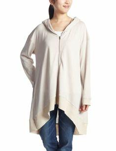 Amazon.co.jp: (ナンバージュウイチ)n°11 ルーズ裏毛パーカー: 服&ファッション小物