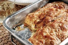 Κοτοκαροτόπιτα σε σφολιάτα Spanakopita, Lasagna, Macaroni And Cheese, Ethnic Recipes, Food, Pie, Mac And Cheese, Essen, Meals