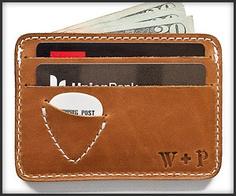 Guitarists wallet
