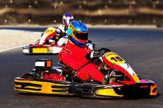 60 Laps Indoor Go Karting