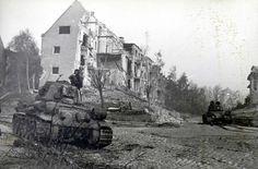 Падение Берлина на фотографиях весны 1945 года (29)