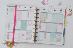 Happy Planner Printables - FREEBIE